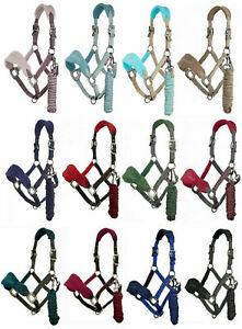 D   LeMieux Vogue Headcollar & Leadrope *New Colours*