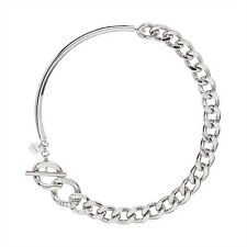 MIMCO INFERNO CHOKER Necklace Silver Jewellery  BNWT rrp199