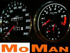 Mercedes W124, W126, (W201)190 Plasma tacho illuminated glow gauge plasma dials