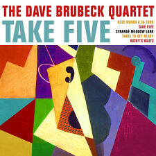 Dave Brubeck TAKE FIVE Time Out / Brubeck Time / Plays Brubeck NEW SEALED 3 CD