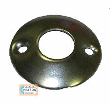 """25mm 1"""" Square Tube BZP Flange Cover Plate Plates"""