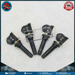 Set(4) Tire Pressure Sensor TPMS for GM CHEVY GMC CADILLAC BUICK 433MHz 13516165