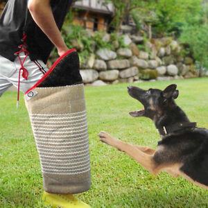 Big Dog Bite Leg Sleeve Training Heavy Intermediate for Large Dogs Pitbulls K9