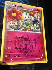 POKEMON GENERATION RADIANT COLLECTION - FLOETTE RC18/RC32 HOLO CARD