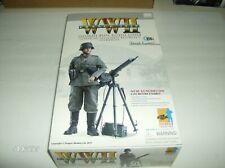 """Dragon Action Figure #70816 Totenkopf Heavy Machine Gunner """"Ernst Kunkel"""""""