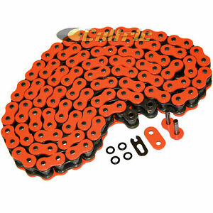 O-Ring Orange Drive Chain for Harley Davidson Xlh 1100 Sportster 1967-1982
