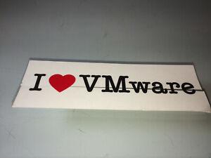 I Love VMware Sticker/Decal