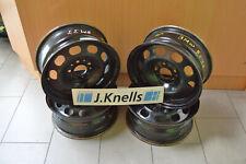 4x Stahlfelgen BMW 6,5Jx16 ET33 5x120 Kromag 9243