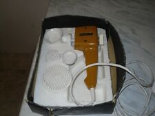 Vintage Massager Pifco Vibratory Massager  Fully Working in Box c/w attachments