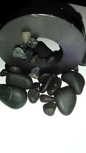 Stress Anxiety Relief Sand and Stones (Magnetite) 99.998%  1.6 lb pounds