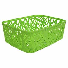 Curver 2045357 Neo Panier Plastique Citron Vert Taille A4