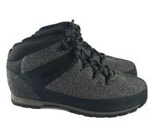 Timberland A1RCD Euro Sprint Hiker Mens Black Hiking Boots US Size 13, UK 12.5