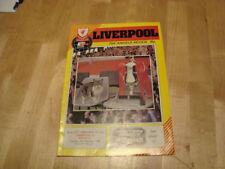 Burnley Final Football League Cup Fixture Programmes (1980s)