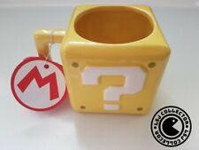 Super mario mug tasse block question Paladone Céramique neuf