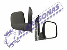 CADDY 2004 - 2010 OUTSIDE WING MIRROR RIGHT MANUAL FOR VW