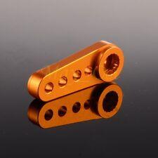 HSP Aluminum Steering Servo Arm 17T Upgrade Parts For RC Model Car GOLD