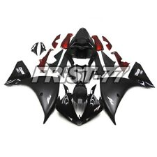 Bodywork for 2010 Yamaha YZF R1 2009 2011 09 YZF1000 10 11 Matte Black Gloss Red