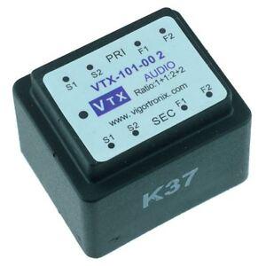 VTX-101-002 PCB Audio Transformer Vigortronix