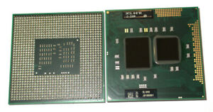 CPU Processor Intel Core i3-330M 2.13 GHz 3M SLBMD Socket BGA1288, PGA988