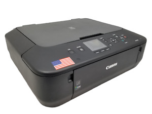 Canon PIXMA MG5520 All-In-One Color Wireless Inkjet Duplex Printer ~Refurbished~
