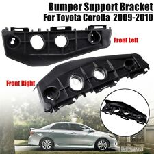 Front Left+Right Bumper Support Bracket Spacer For Toyota Corolla 2009 2010
