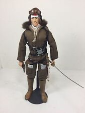 1/6 HASBRO IMPERIAL JAPANESE NAVY ZERO FIGHTER PILOT+STAND WW2 BBI DID DRAGON 21