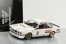 1983 BMW 635 CSI #30 ETCC Schnitzer eterna Bellof Zolder 1:18 Minichamps