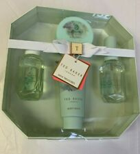 Ted Baker mini treasures bath and body gift set NEW