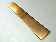 Krohn Copper Anode Pure 1 X 6 Jewelry Plating for Electroplating Metals