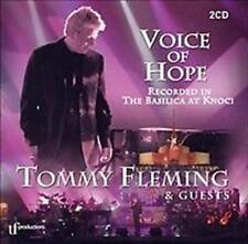 Tommy Fleming & Guests 2CD Voice Of Hope (Live CD)