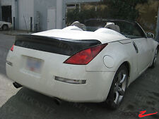 03-09 350z Z33 ING Style Trunk Spoiler Wing USA CANADA Fits:Roadster/Convertible