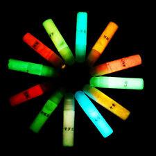 12 Pcs/Set 10ml Party DIY Glow in the Dark Luminous Paint Bright Pigment Pen s/