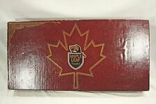 Lionel 1158 Maple Leaf Limited Set EMPTY SET BOX w/inserts - C8