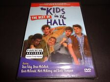 THE BEST OF THE KIDS IN THE HALL-Vol 1-Dave Foley, Kevin McDonald, Mark McKinney