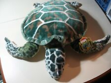 """24"""" plush Turtle doll, made by Melissa & Doug, good condition"""
