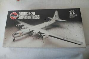 AIRFIX - BOEING B-29 SUPERFORTRESS - 1/72 SCALE