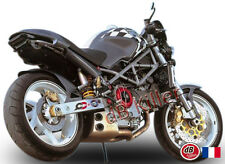 LIGNE COMPLETE QD EXHAUST EX-BOX DUCATI MONSTER 900 -1997 REF: ADUC0040001