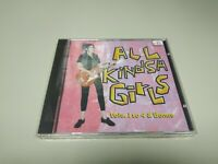 JJ8- ALL KINDSA GIRLS VOLS 1 TO 4 & BONUS ESPAÑA CD NUEVO PRECINTADO