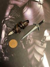 COO Models Gothic Knight SE013 SOE METAL Dagger & Sheath loose 1/6th scale