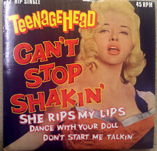 """Teenage Head • Can't Stop Shakin' • DIANA DORS Cover Art • 12"""" EP LP • FREE S/H!"""