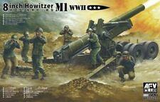 AFV Club 35321   1/35  8 Inch Howitzer M1 WW2