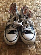 Converse Superman Shoes Size US 12
