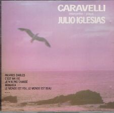 Caravelli Plays Julio Iglesias  (Made in Japan) BRAND NEW SEALED    CD