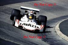 Lella Lombardi Lavazza Brabham BT44B German Grand Prix 1976 Photograph 1