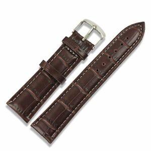Steel Buckle Soft Watch Band Strap Sweatband Wrist Watchband Sports Belt