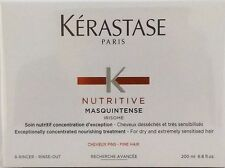Full Size KERASTASE Masquintense Masque Fine Dry Extremely Sensitised Hair 200ml