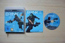 Ps3-Brink - (OVP, con instrucciones)