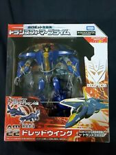 TakaraTomy Transformers prime AM-22 Dreadwing MISB action figure RID