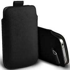 BLACK PULL TAB MOBILE PHONE CASE COVER FOR SONY XPERIA MOBILE PHONES