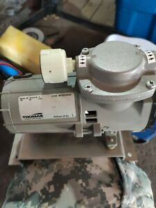 Used THOMAS 107CDC20 Compressor/Vacuum Pump 12V 9.7S